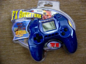 FX Adventure Handheld Game